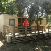 camping ardeche mobil home