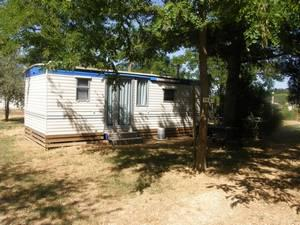 location mobile home en ardeche